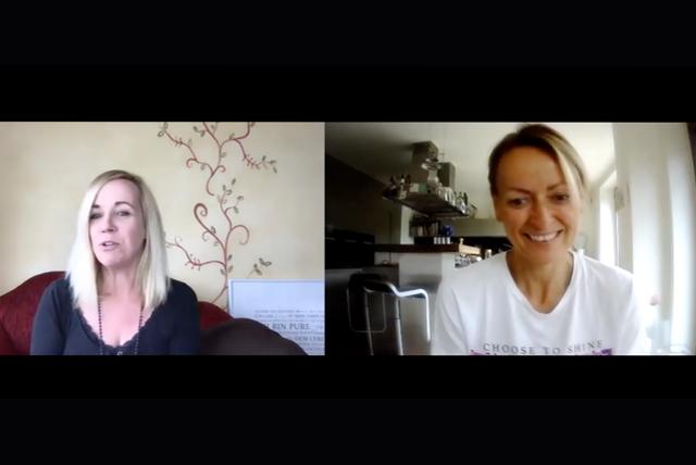 Ping-Pong Interview: Gina Duscher trifft Tina Buch