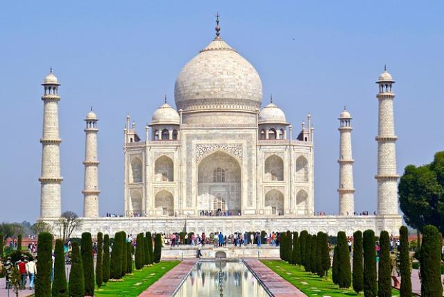 Yoga ist International: Yoga in Indien