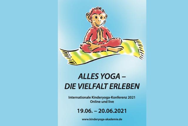 Kinderyoga-Konferenz: Ausblick und Ticket-Verlosung