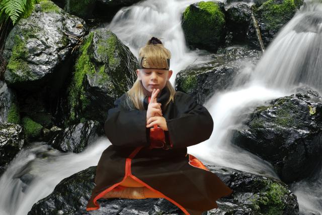 """""""Naruto"""": Yoga und Bewegungen aus der Anime-Serie"""